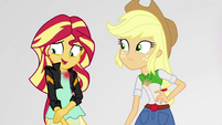 "Sunset Shimmer ""I don't know for sure"" EGS3"