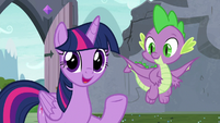 """Twilight """"why don't we all go in together?"""" S9E3"""