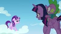 Twilight --It does!-- S5E26
