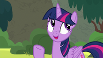 Twilight -that's what Silverstream meant- S8E6