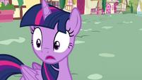 Twilight surprised S4E21