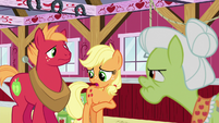 "Young Applejack ""I sort of promised"" S6E23"