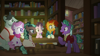 """Firelight """"my favorite section of the bookstore"""" S8E8"""