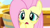 """Fluttershy """"had a really scary nightmare"""" S5E13"""
