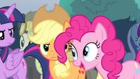 Pinkie Pie 'and the pony of ceremonies' S4E13