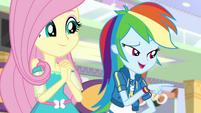 "Rainbow ""that's gotta be a record"" EGROF"