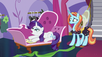 Rarity -I miss her so much!- S7E6