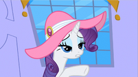 Rarity just something S2E9