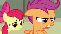"""Scootaloo """"our mission would've been over"""" S8E6"""