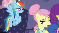 """Snooty Fluttershy """"one customer at a time"""" S8E4"""