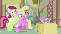 Spike 'No, she's not' S2E06