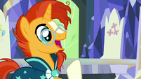 "Sunburst ""that's exactly what I'll do!"" S7E24"