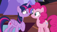"""Twilight """"There's no reason to be nervous"""" S5E11"""