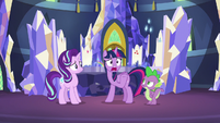 "Twilight ""it's never called just one of us before"" S7E10"