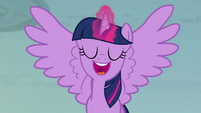 Twilight getting the Hooffields and McColts' attention S5E23