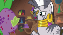 """Zecora """"I know you are speaking"""" S8E11"""