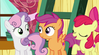"""Apple Bloom """"we have it handled"""" S7E6"""