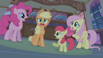 """Applejack """"the Everfree Forest!"""" S1E09"""