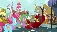 "Discord ""are you finally finished?"" S9E23"