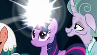 Element of magic binding to Twilight Sparkle S7E26