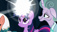 Element of magic binding to Twilight Sparkle S7E26