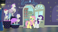 """Fluttershy """"I forgot how big this shop was"""" S8E4"""