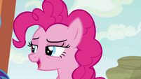 "Pinkie Pie ""one of those eventually"" S9E6"