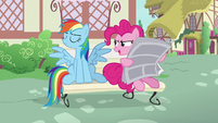 """Pinkie Pie """"what about..."""" S7E18"""