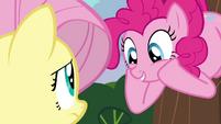 Pinkie Pie super excited S4E16