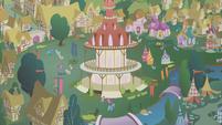 Pony clones including four Trixies S01E09