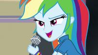 "Rainbow Dash ""those claims"" EG3"