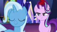 Starlight Glimmer bitterly calms down S7E2