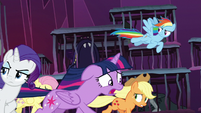 """Twilight """"we have to get out of here"""" S8E26"""