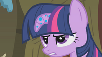 """Twilight """"you ruined my horn"""" S1E09"""