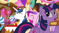 Twilight -first we went to the schoolhouse- S5E19