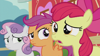 "Apple Bloom ""what's going on?"" S5E18"