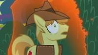 Braeburn gets his life force drained S9E17
