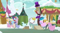 Discord as a circus sheep trainer MLPBGE