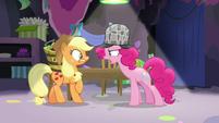"Pinkie Pie ""exactly!"" S7E23"