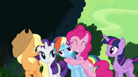 Rarity -as the case may be- S4E04