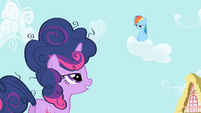 Twilight Sparkle -Please Rainbow Dash- S01E01