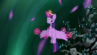 Twilight collecting Elements S4E02