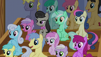 Audience of ponies S6E4