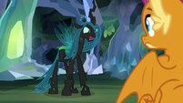 """Chrysalis-Ocellus """"waiting to come out"""" S8E22"""