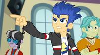 Flash Sentry -whatever, Trixie- EG2