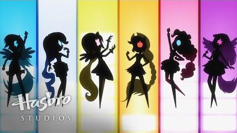 """MLP_Equestria_Girls_-_Rainbow_Rocks_-_""""Shine_Like_Rainbows""""_Music_Video"""