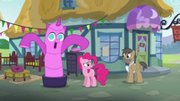 Pinkie -You're welcome!- S5E19