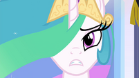 Princess Celestia plans to summon Discord S4E25