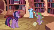 S02E16 Książka dla Rainbow Dash