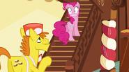 S05E19 Pinkie zauważa wejście pana Cake